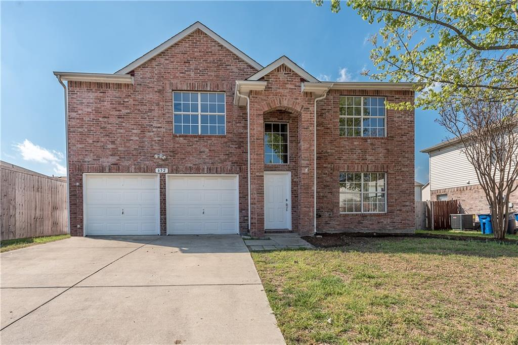Sold Property | 652 Aqua Drive Little Elm, Texas 75068 1