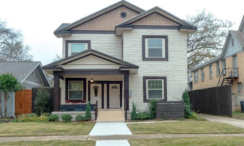 Leased | 605 S OakCliff Boulevard #3 Dallas, Texas 75208 1