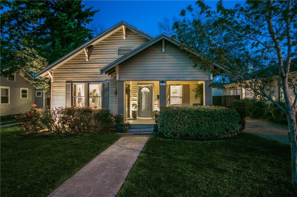 Sold Property | 906 N Edgefield Avenue Dallas, Texas 75208 0