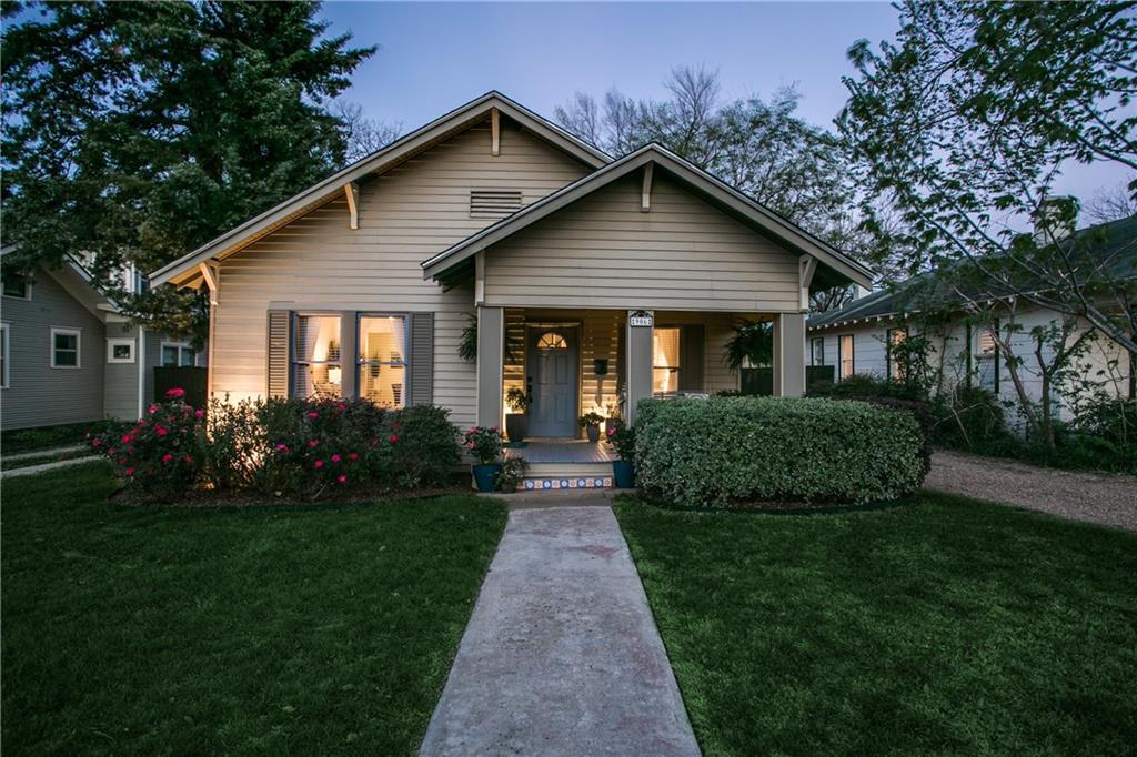 Sold Property | 906 N Edgefield Avenue Dallas, Texas 75208 1