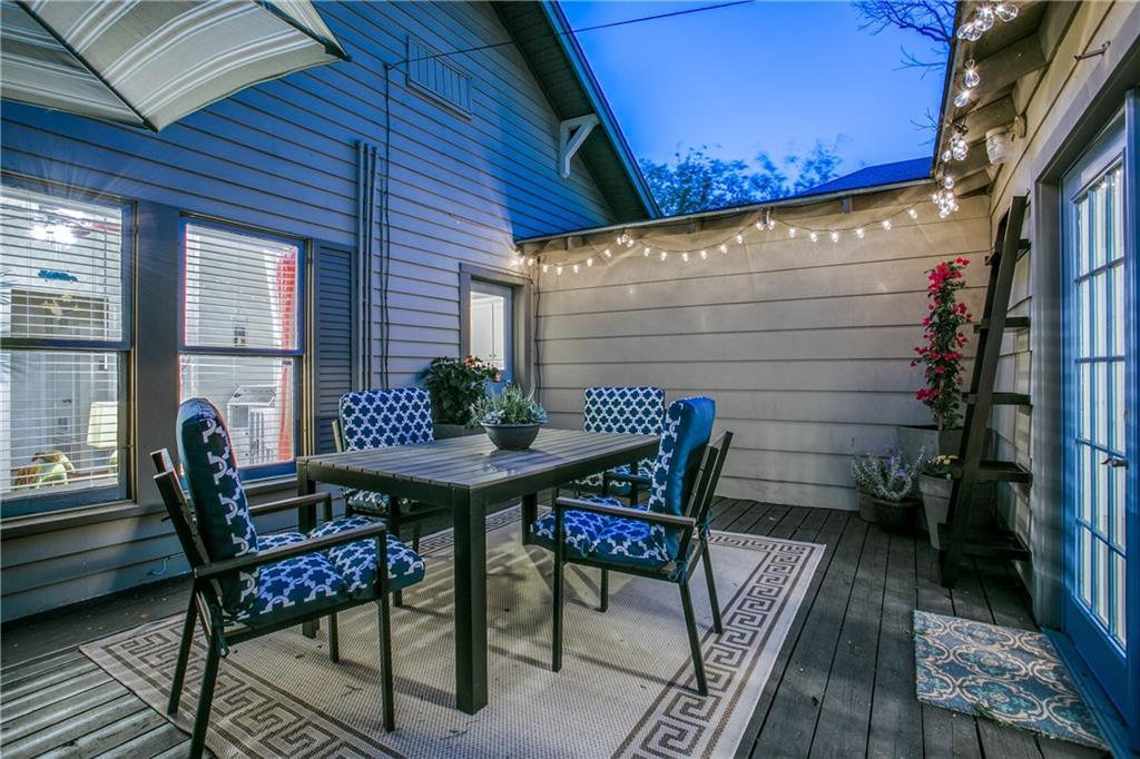 Sold Property | 906 N Edgefield Avenue Dallas, Texas 75208 19
