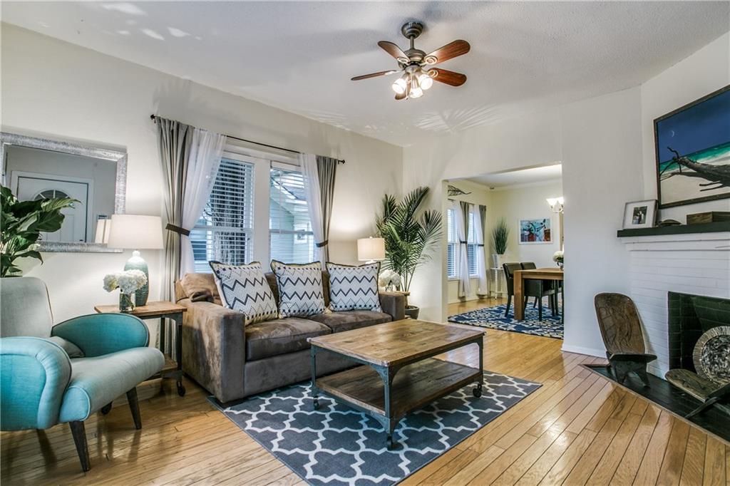 Sold Property | 906 N Edgefield Avenue Dallas, Texas 75208 3