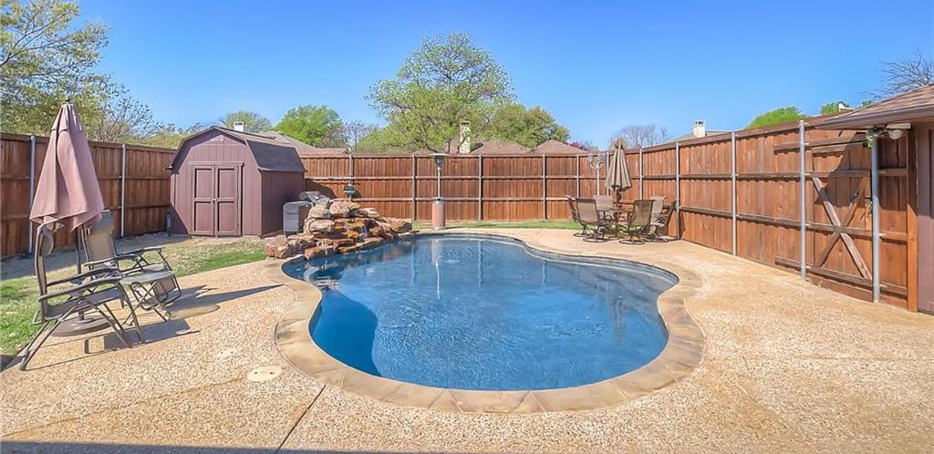 Sold Property | 805 Meadow Creek  Allen, Texas 75002 28