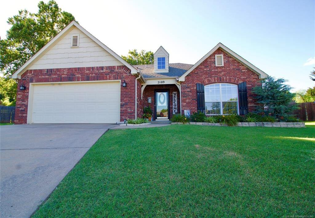 Off Market | 2109 W D. Court Jenks, Oklahoma 74037 0