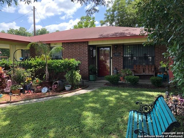 Active | 1021 Burton Ave  San Antonio, TX 78221 1