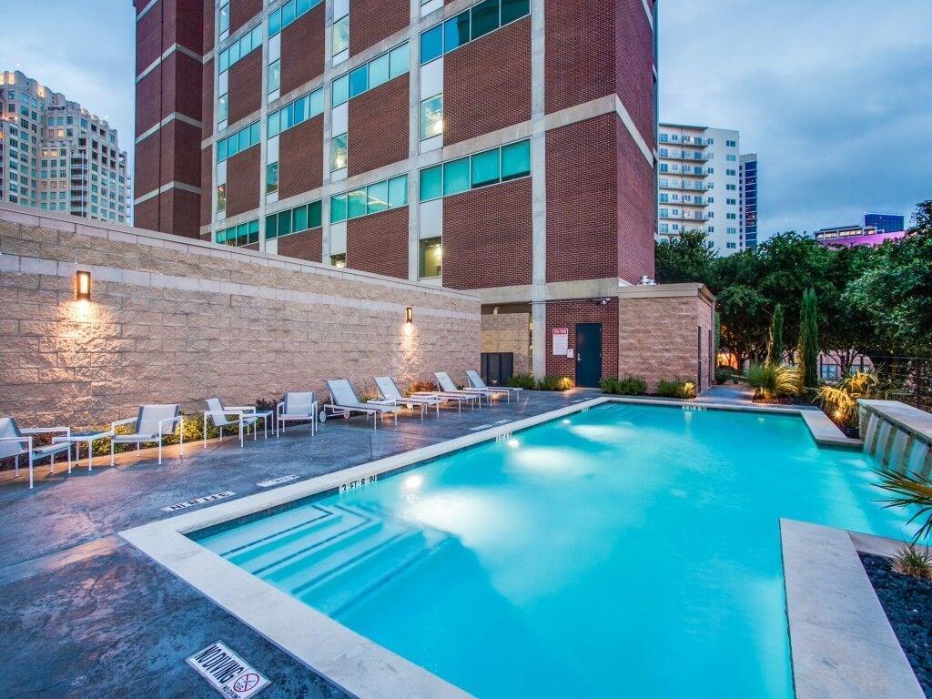 Sold Property | 2011 Cedar Springs Road #205 Dallas, TX 75201 2