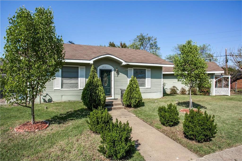 Sold Property | 1411 Taft Street Dallas, Texas 75208 0