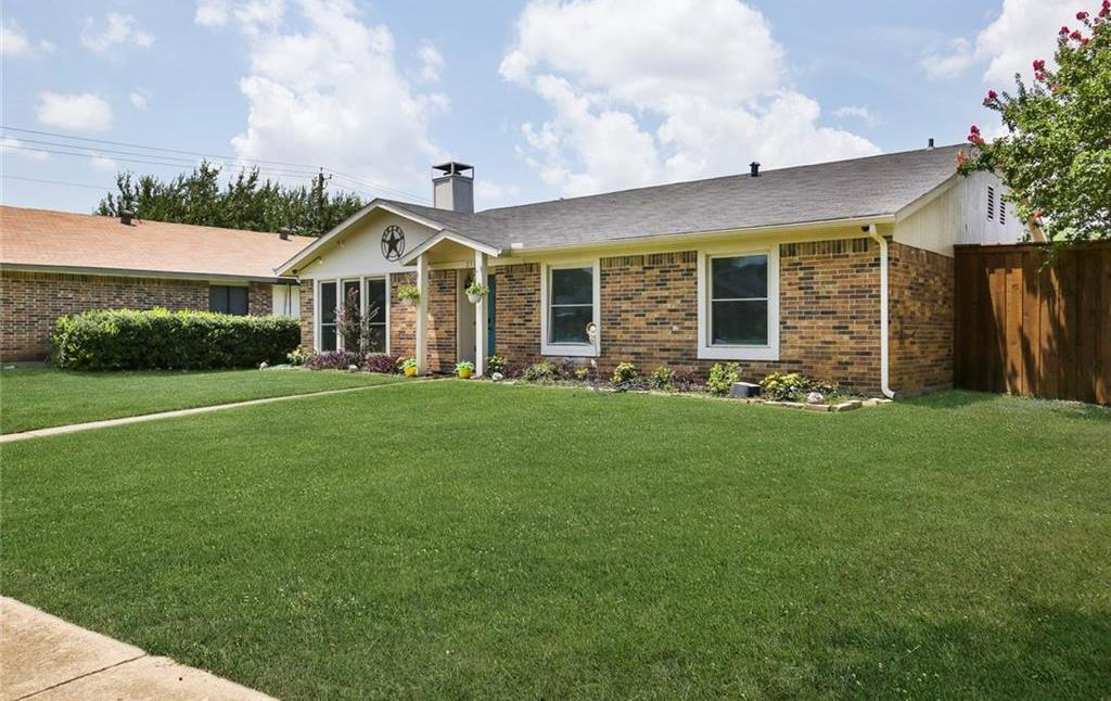 DFW Real Estate | 2713 Holy Cross Lane Garland, Texas 75044 2