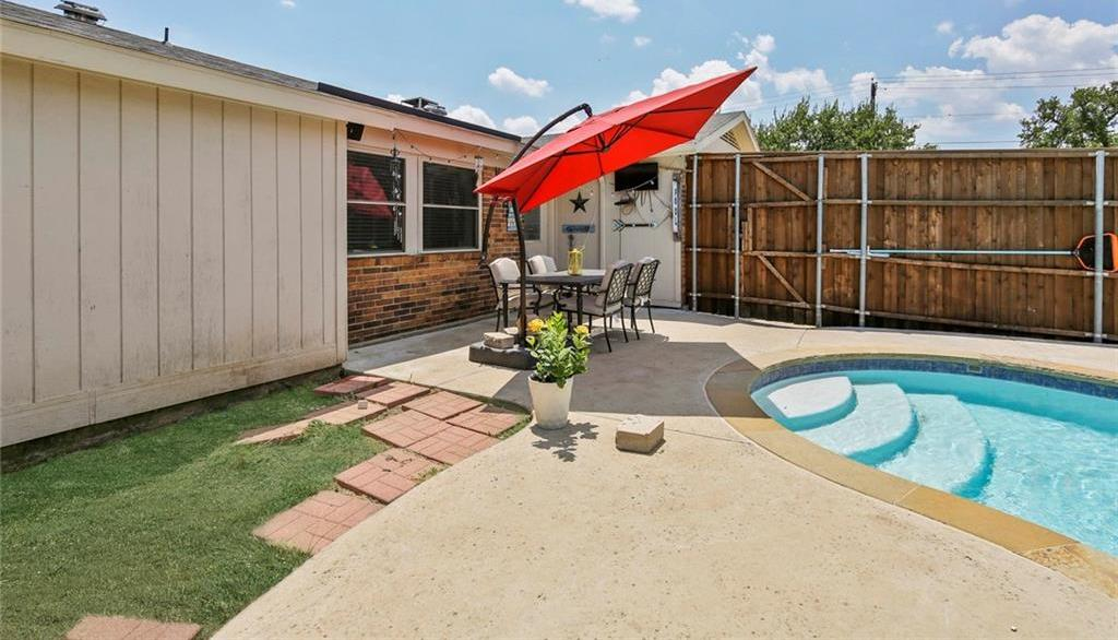 DFW Real Estate | 2713 Holy Cross Lane Garland, Texas 75044 26