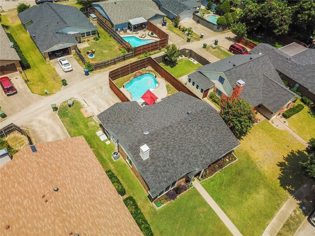 DFW Real Estate | 2713 Holy Cross Lane Garland, Texas 75044 32