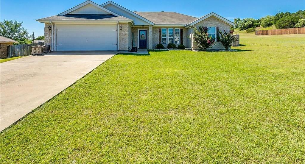 Sold Property | 1307 Shawnee Trail Granbury, TX 76048 0