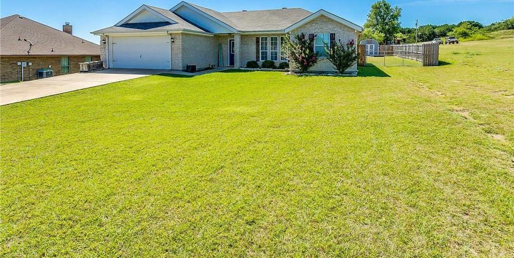 Sold Property | 1307 Shawnee Trail Granbury, TX 76048 1