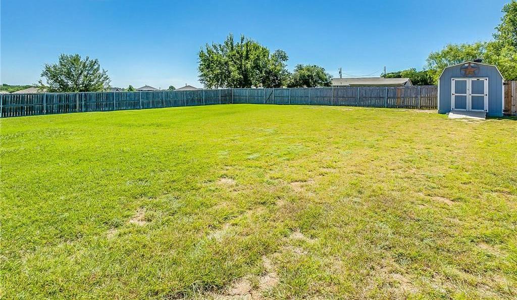 Sold Property | 1307 Shawnee Trail Granbury, TX 76048 31