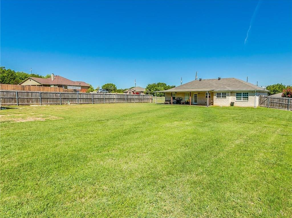 Sold Property | 1307 Shawnee Trail Granbury, TX 76048 34