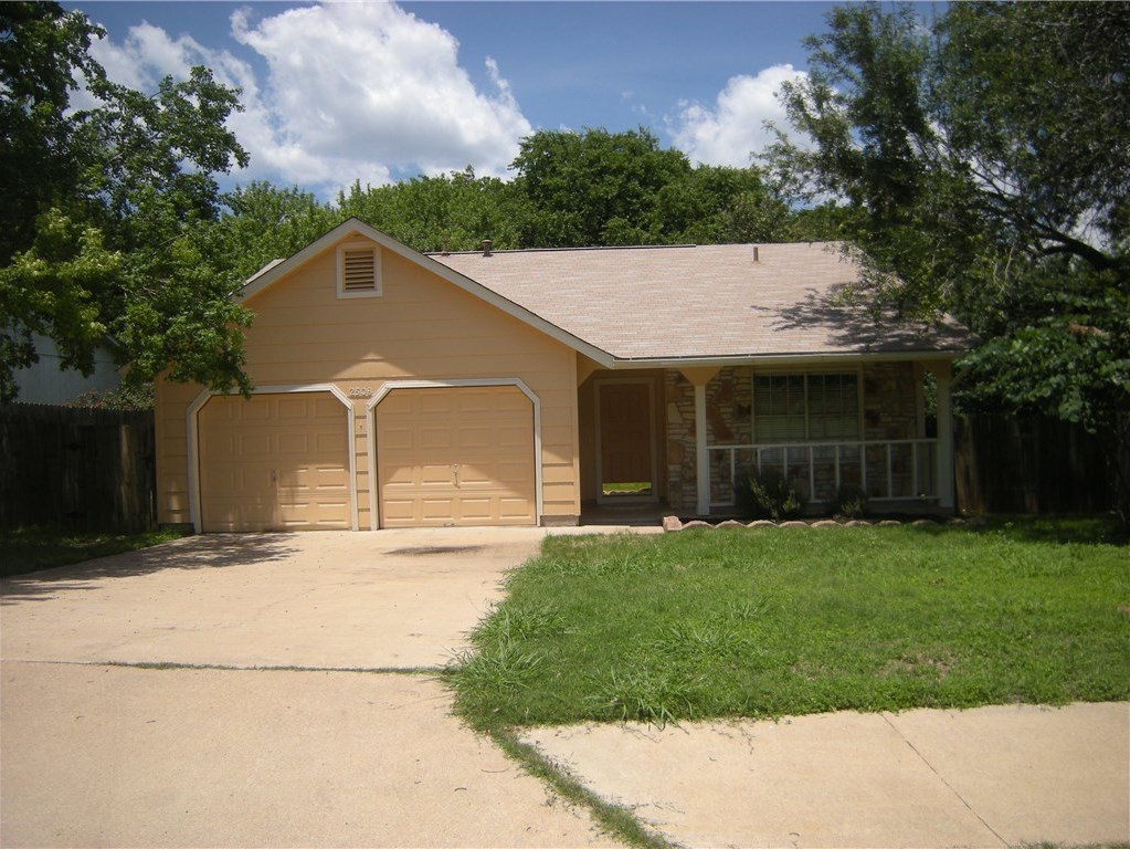Leased | 2508 Sweet Clover Drive Austin, TX 78745 0