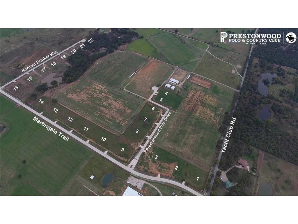 Active | 530 Norman Brinker Way Oak Point, TX 75068 1