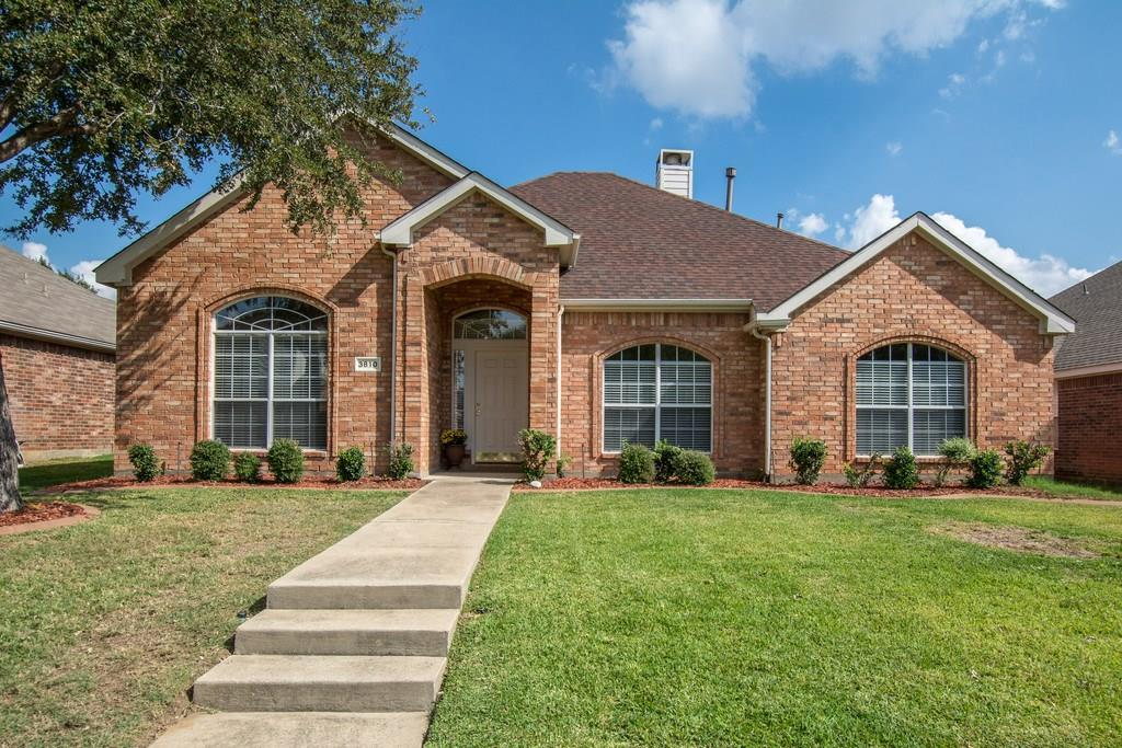 Sold Property | 3810 Fairfield Place Frisco, Texas 75035 1