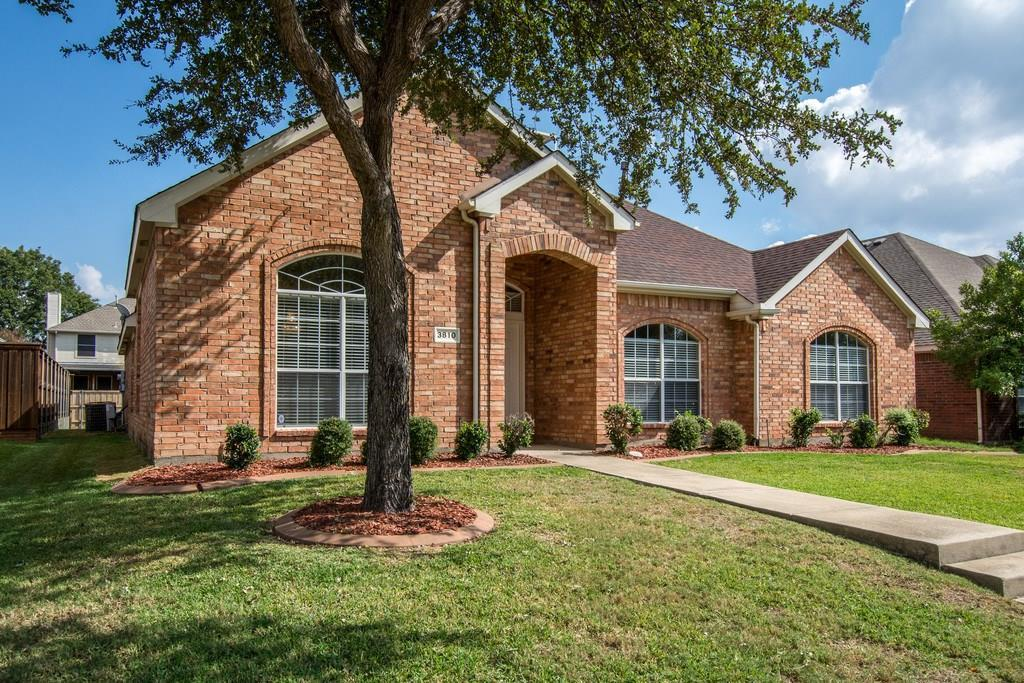 Sold Property | 3810 Fairfield Place Frisco, Texas 75035 2