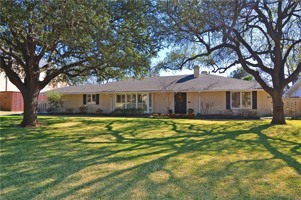 Sold Property | 4040 GOODFELLOW Drive Dallas, Texas 75229 0
