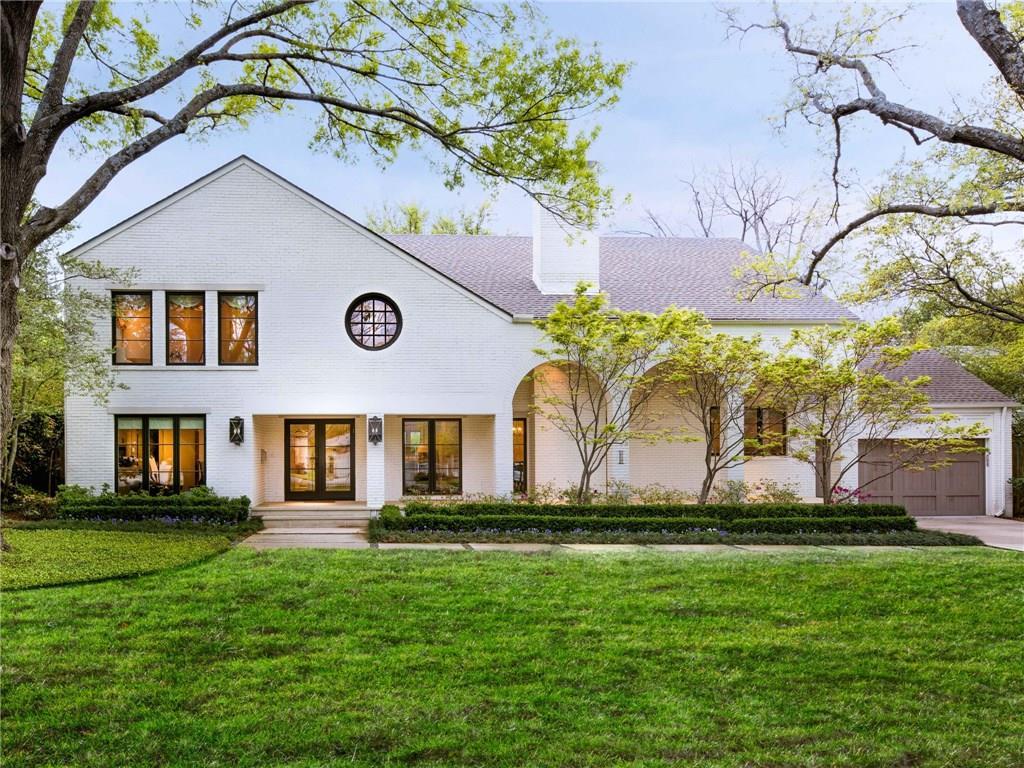 Sold Property | 6106 Meadow Road Dallas, Texas 75230 0