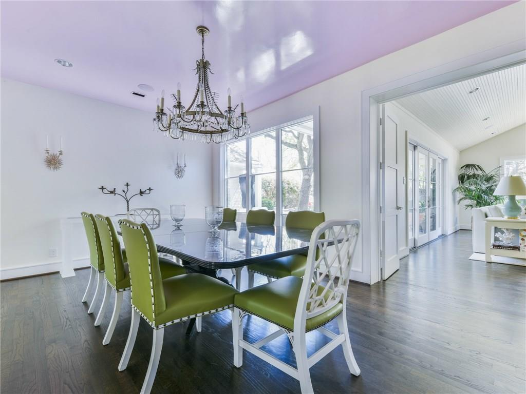 Sold Property | 6106 Meadow Road Dallas, Texas 75230 5
