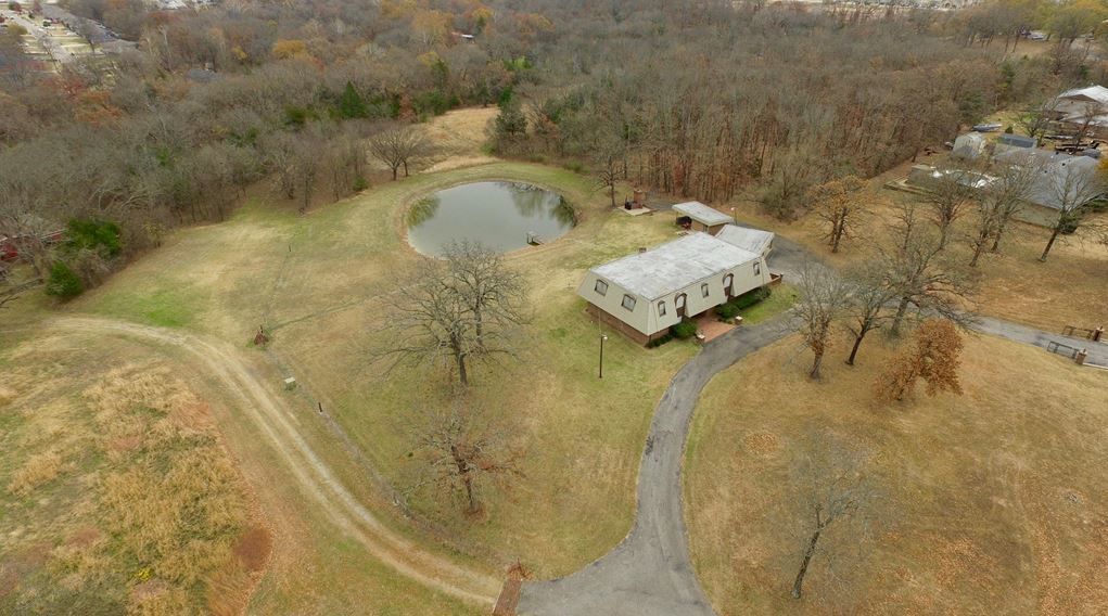 Temp Off Market | Two Homes On 12 Acres In Durant Durant, OK  0