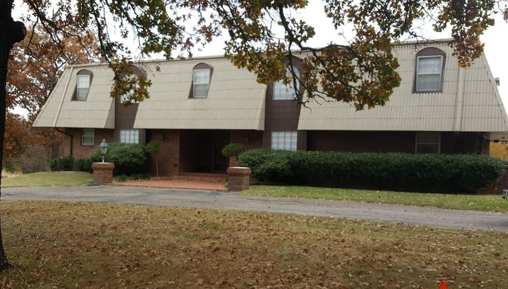 Temp Off Market | Two Homes On 12 Acres In Durant Durant, OK  1
