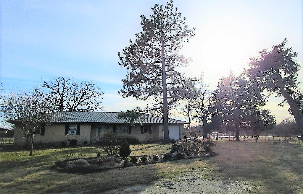 Blue River property, home acreage pond, cattle ranch river SE OK | 490 Rock Creek Road Bokchito, OK 74726 0