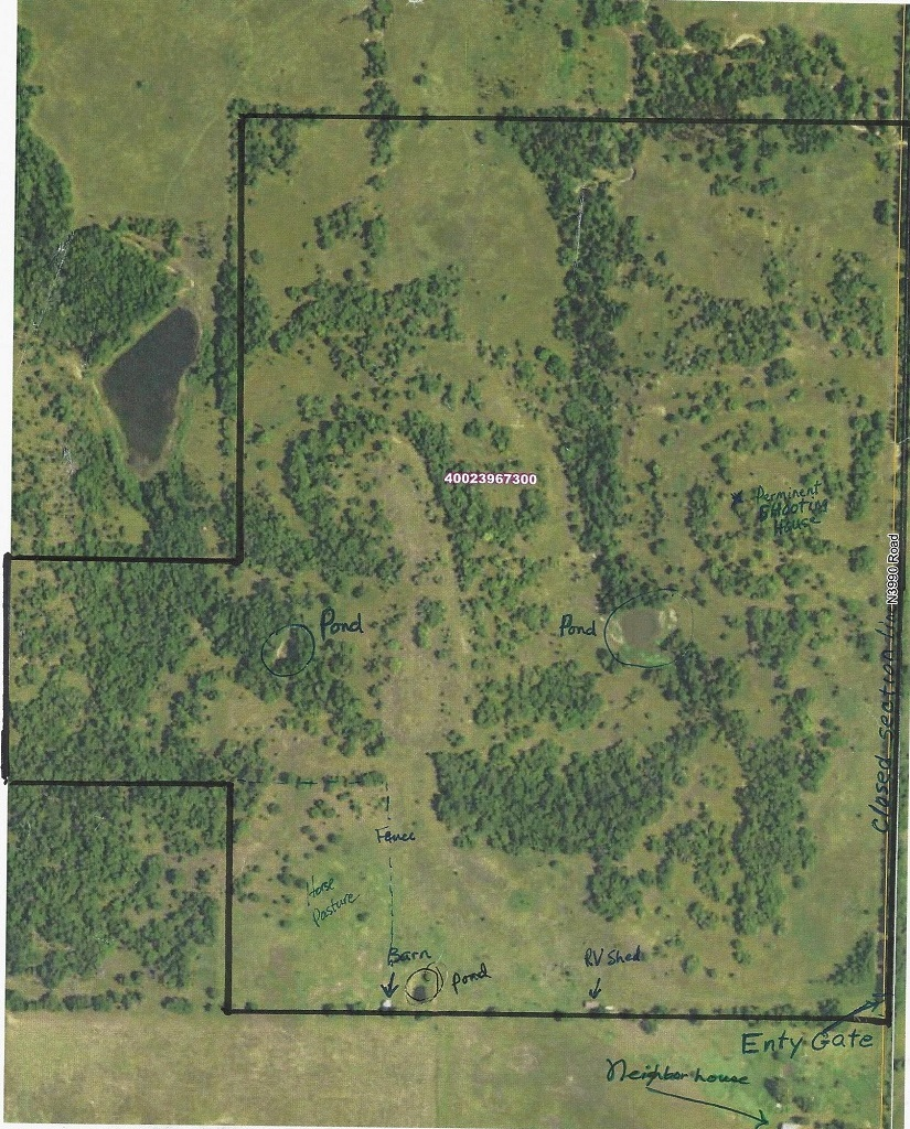 Active | Choctaw Ridge Deer Camp - 129 Acres Boswell, OK 74727 2