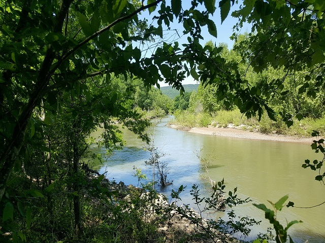 Active | 40 Acres Kiamichi River Property Stanley, OK 74536 0