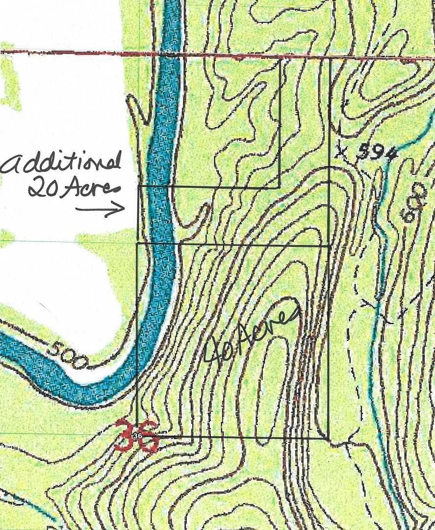 Active | 40 Acres Kiamichi River Property Stanley, OK 74536 13