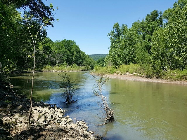 Active | 40 Acres Kiamichi River Property Stanley, OK 74536 3