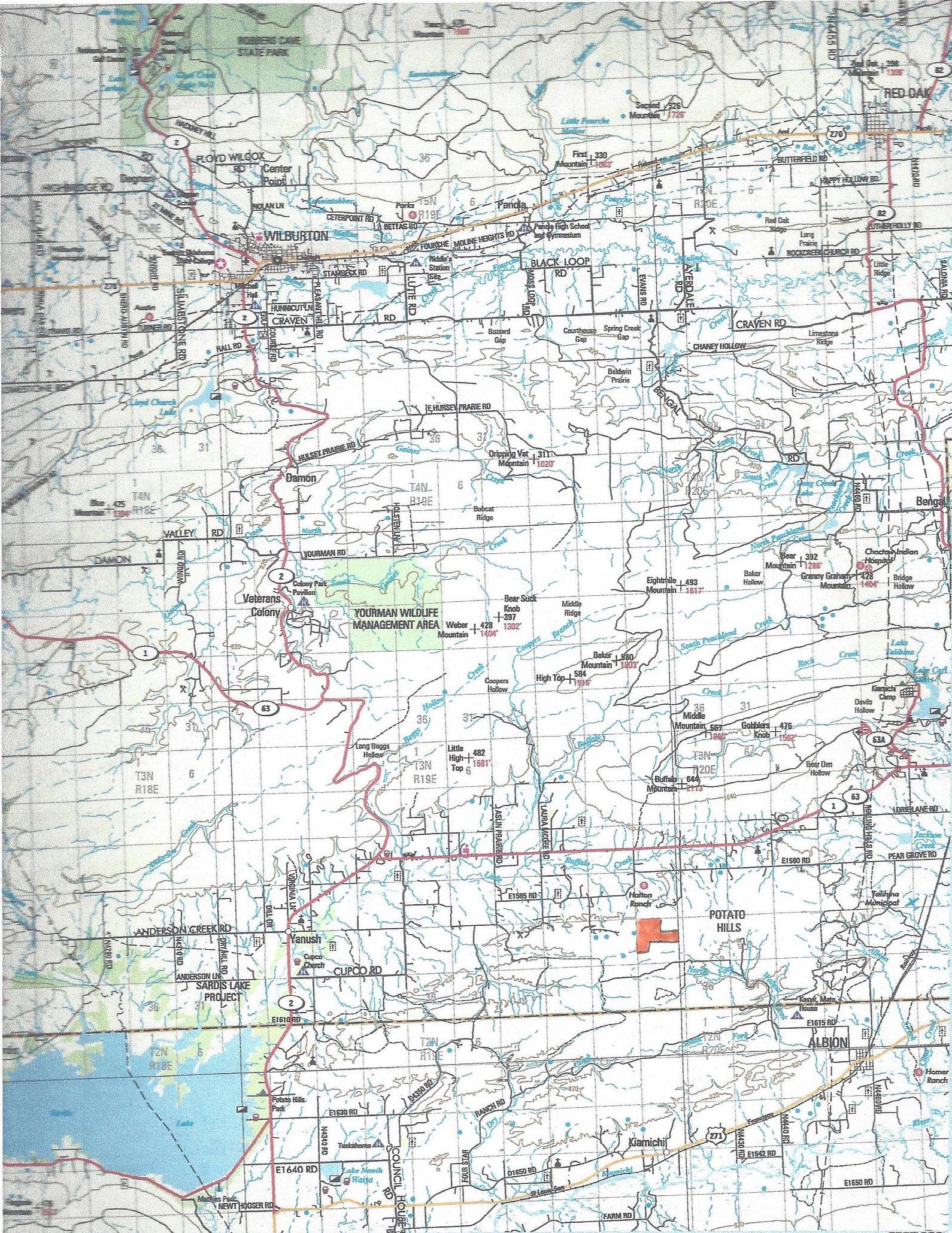 Active | The Oklahoma Tetons! Talihina, OK 74571 5