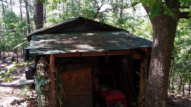 Active | Cabin In The Woods Talihina, OK 74571 10