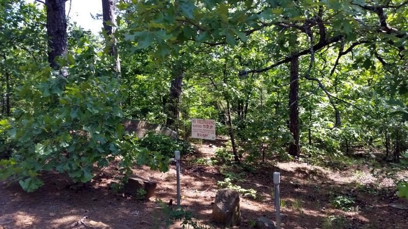 Active | Cabin In The Woods Talihina, OK 74571 2