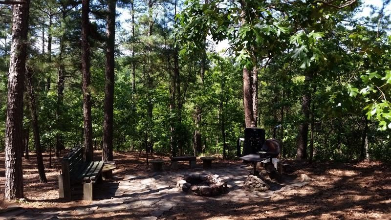 Active | Cabin In The Woods Talihina, OK 74571 7