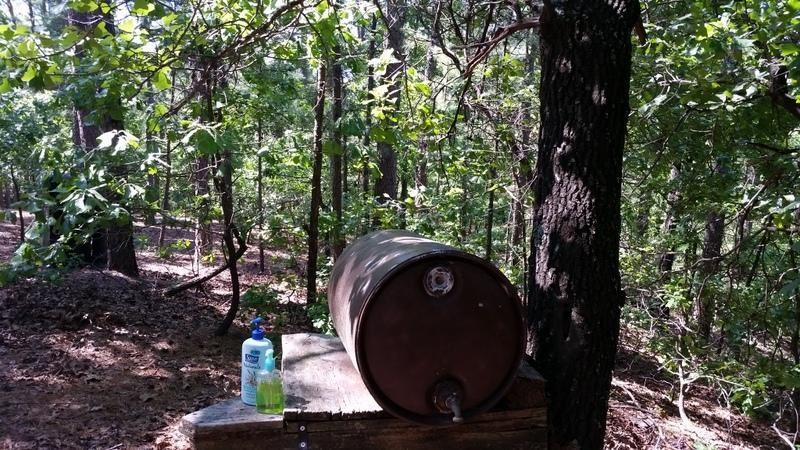 Active | Cabin In The Woods Talihina, OK 74571 8