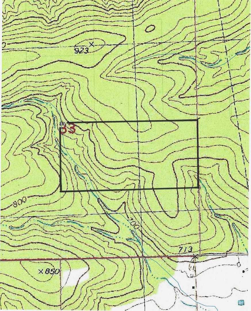 land, ranch, recreational, hunting, oklahoma |  Bengal, Oklahoma 74563,   2