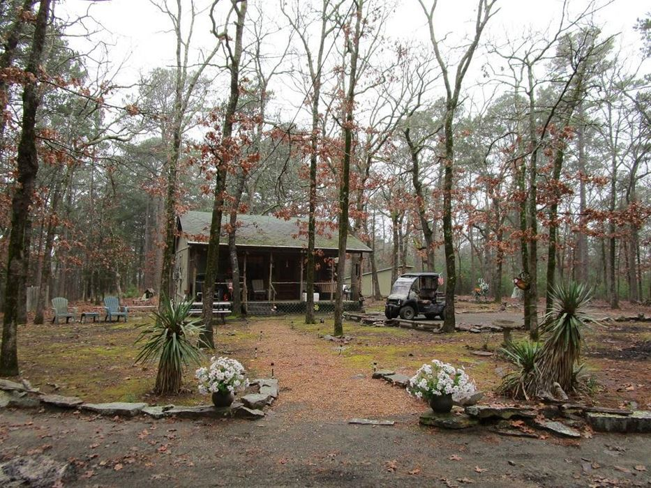 Sold Property | Bulldog Flats Cabin On 10 Acres In Kiamichi Wilderness Moyers, OK 74523 0