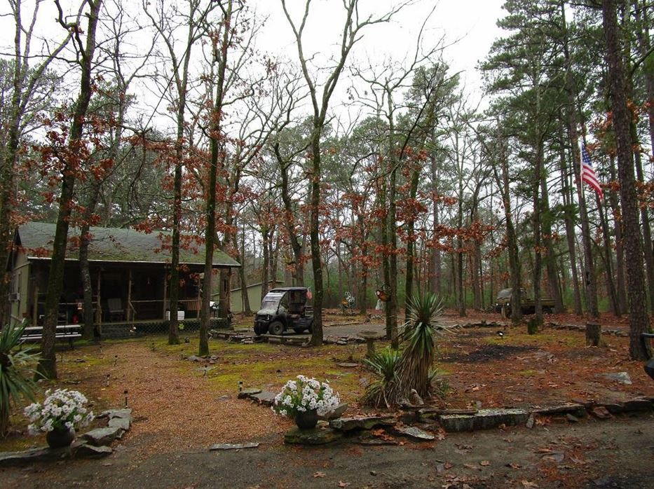 Sold Property | Bulldog Flats Cabin On 10 Acres In Kiamichi Wilderness Moyers, OK 74523 7