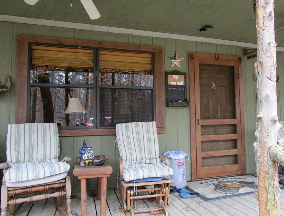 Sold Property | Bulldog Flats Cabin On 10 Acres In Kiamichi Wilderness Moyers, OK 74523 8