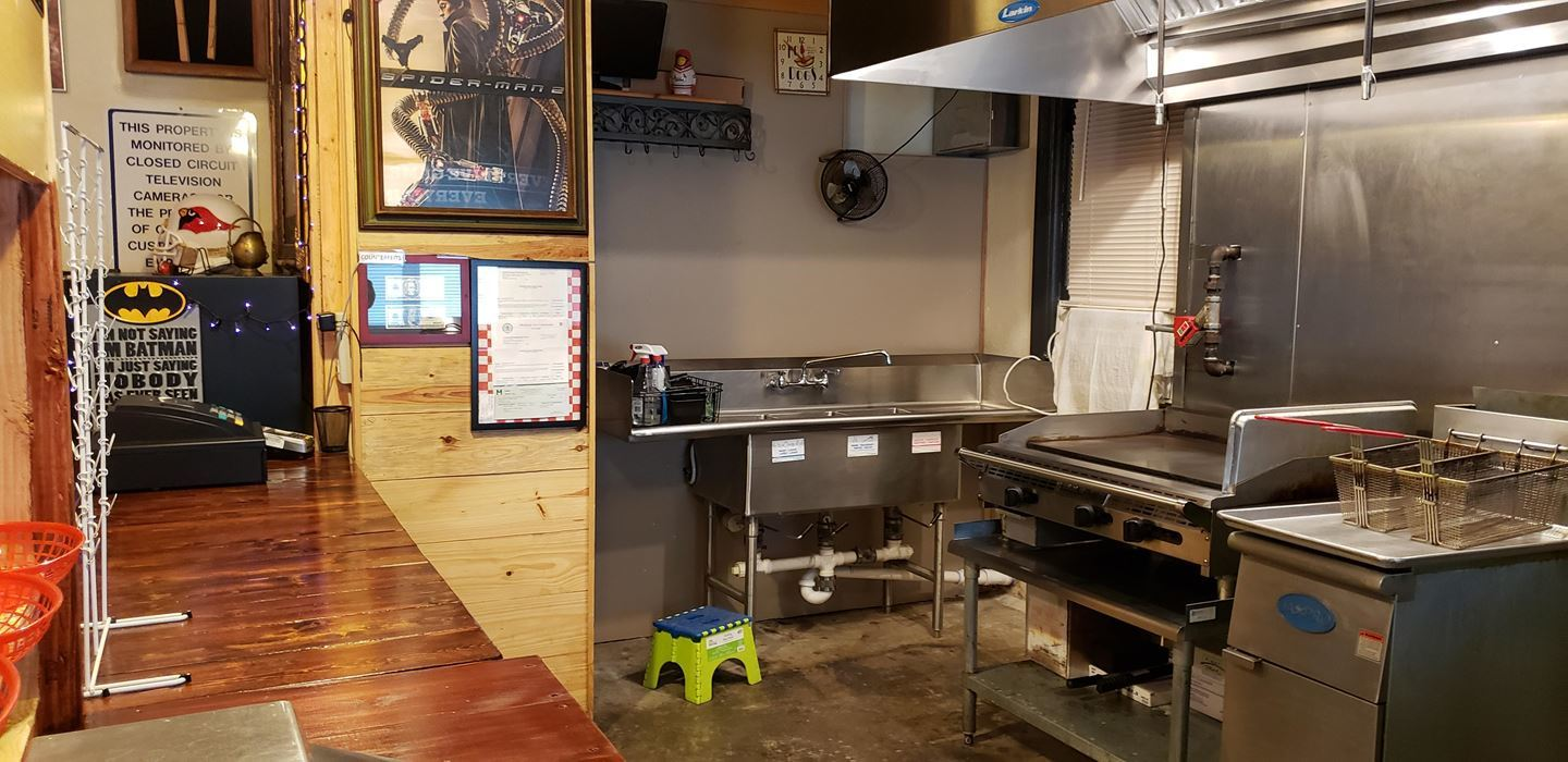 Active | PRICED TO SELL!  TURN KEY RESTAURANT w/ALL EQUIPMENT Talihina, OK 74571 8