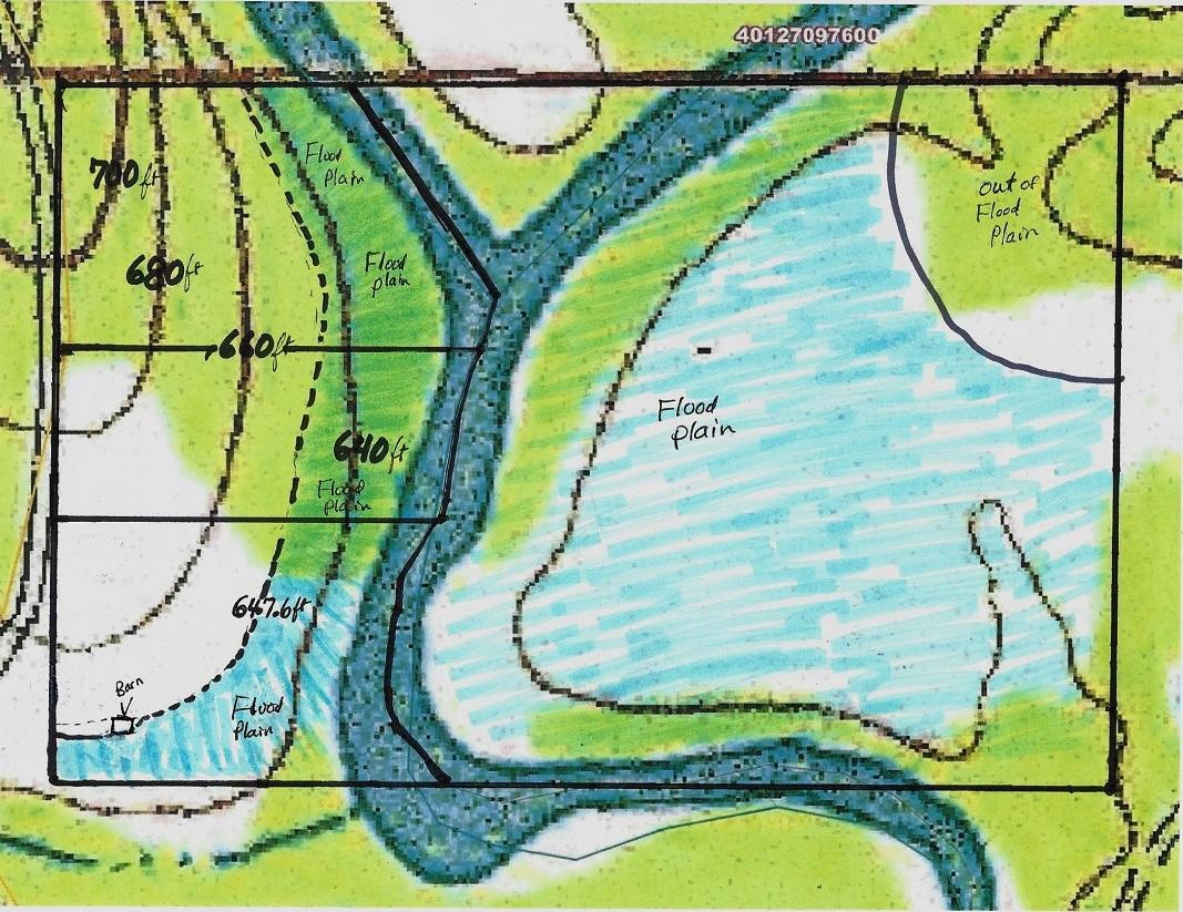 Sold Property | Little River Frontage Nashoba, OK 74558 3