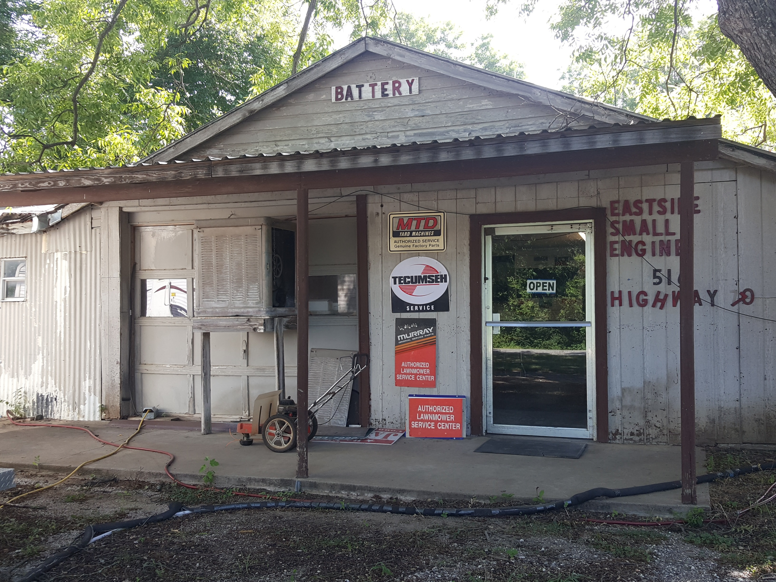 Off Market | East Side Small Engine Repair Durant, OK  0
