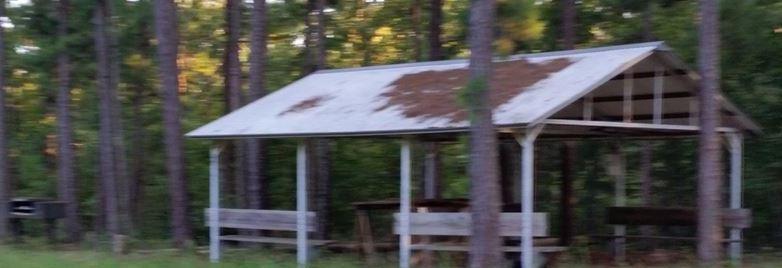 Pending | Cabin On 10 Acres Hodgen, OK 74939 1