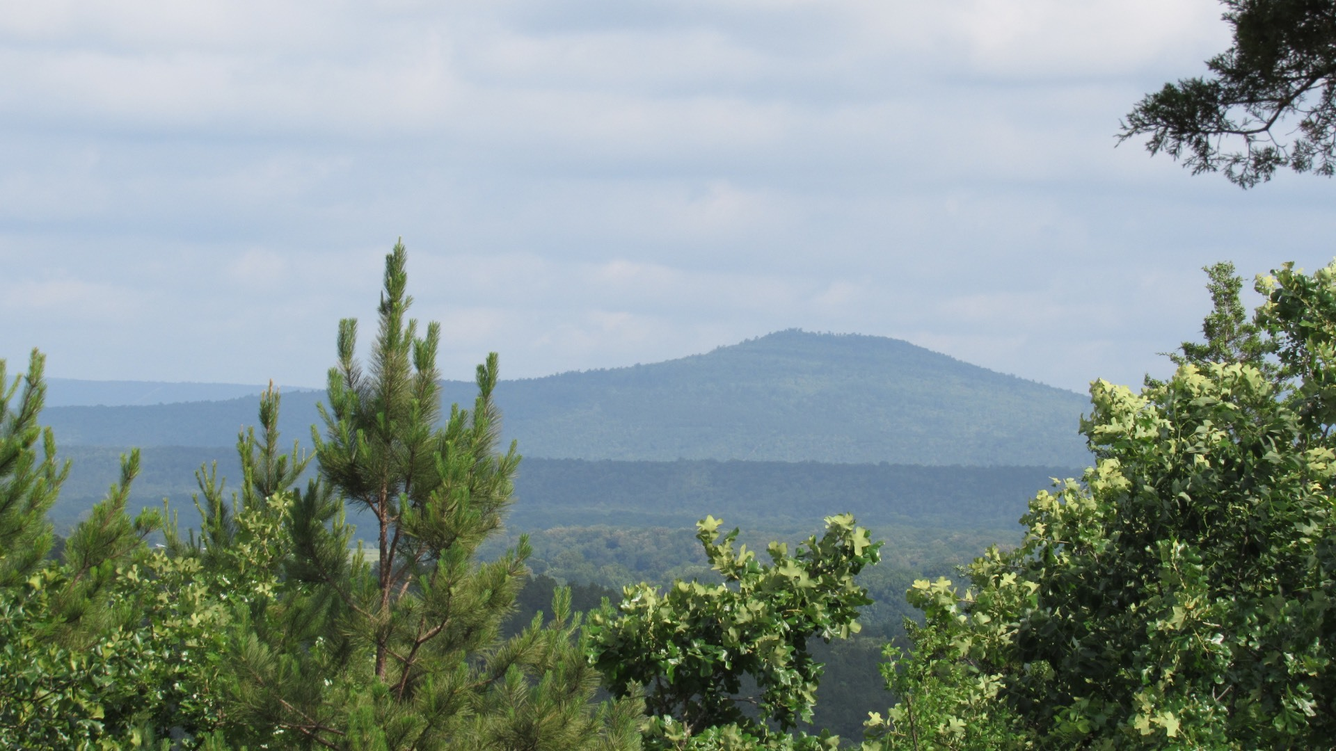 Mountain View  | Panoramic Mountain Views Le Flore, OK  15