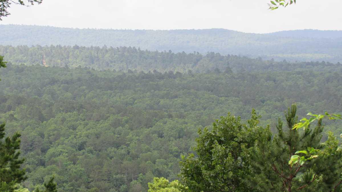 Mountain View  | Panoramic Mountain Views Le Flore, OK  14