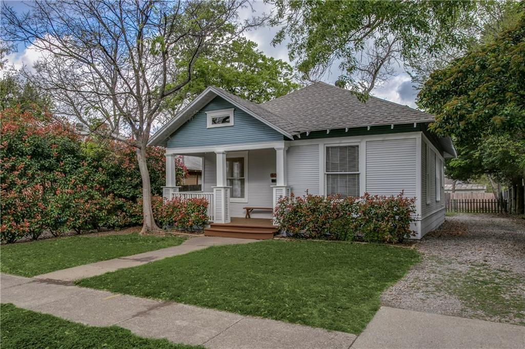 Sold Property | 6011 Worth Street Dallas, Texas 75214 2