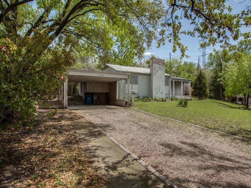 Sold Property | 4000 Stonebridge Drive Dallas, Texas 75204 0