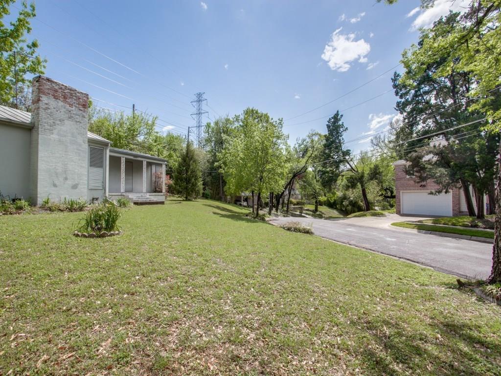Sold Property | 4000 Stonebridge Drive Dallas, Texas 75204 4